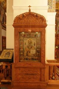Икона свт. Николая из Покровского храма 2