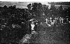 Кладбище Всехсвятского скита