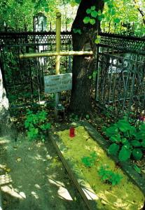 Могила отца Михаила