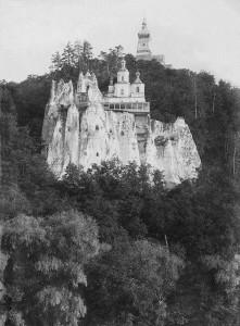 Николаевский храм. Фото к. XIXв.