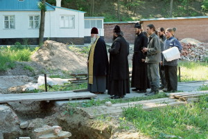 Обретение мощей прп. Киприана
