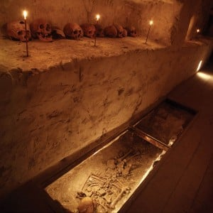 Пещерная усыпальница 2