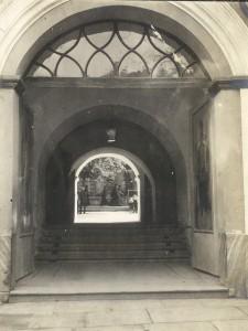 Святые врата. Фото к. XIXв.