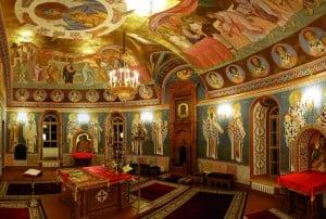 Алтарь Покровского храма. Современный вид.