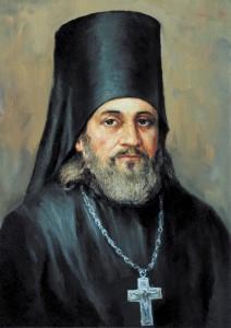 Портрет отца Феодосия