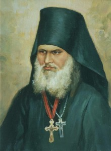 Портрет о. Киприана
