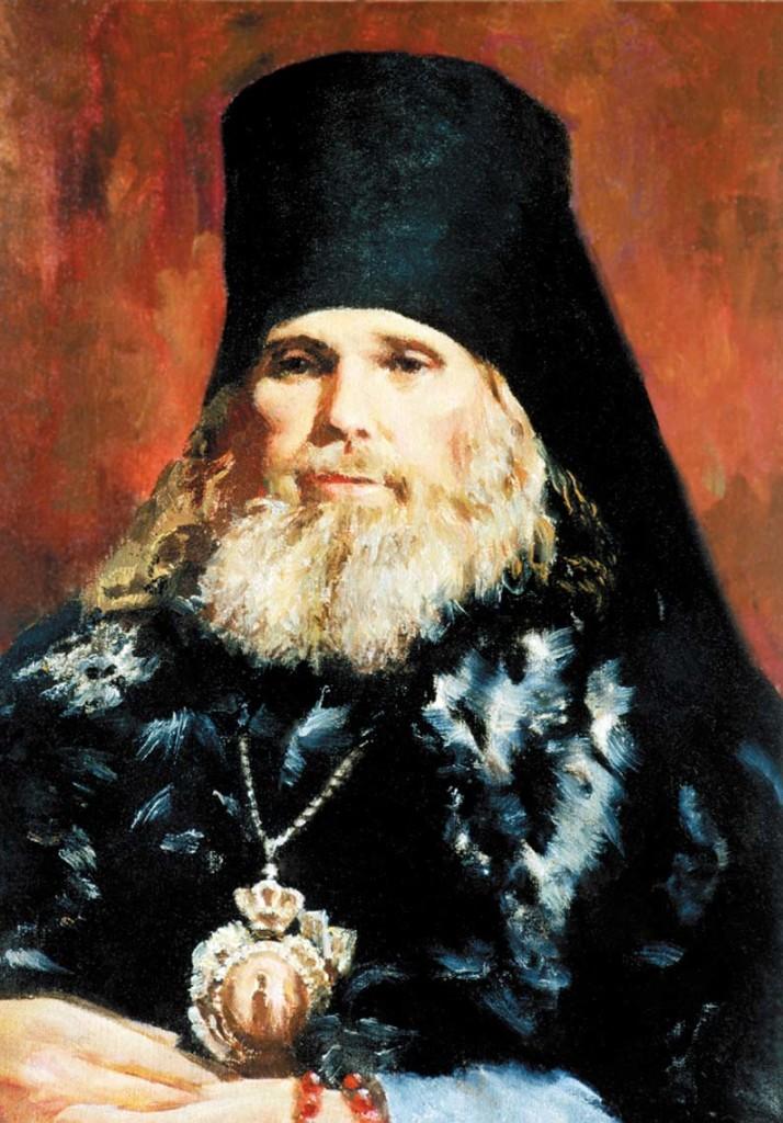 Святитель Филарет (Гумилевский), епископ Харьковский и Ахтырский с 1848г. по 1859г. (архиепископ с 1857 г.)