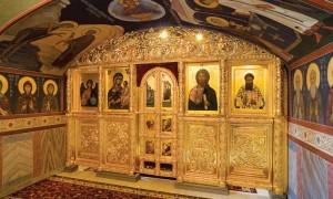 Храм преподобных отцев, в подвиге просиявших