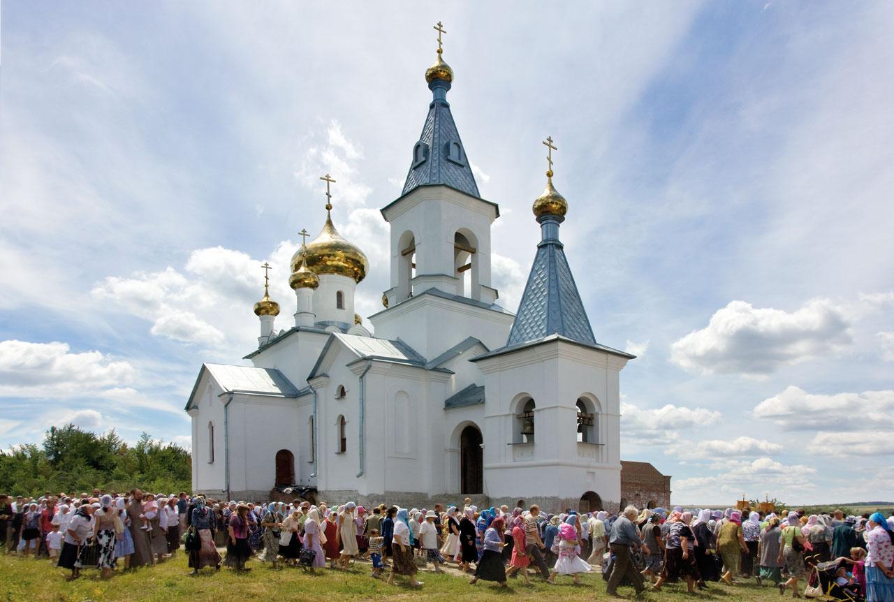 Скит свт. Иоанна Шанхайского