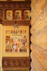 Храмовая икона