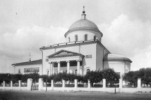 Храм Вознесения Господня («Большое Вознесение») в Сторожах, у Никитских ворот - Москва