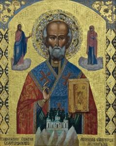 Святогорский святитель Николай