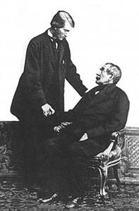 И.в. Малиновский со своим сыном Антонием