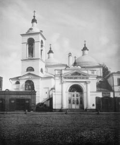 Церковь Тихона Амафунтского у Арбатских ворот