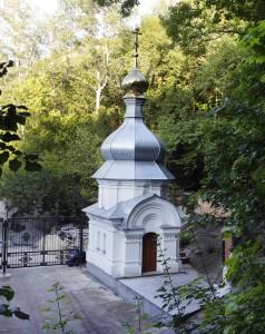 Часовня преподобных отцов Киево-Печерских