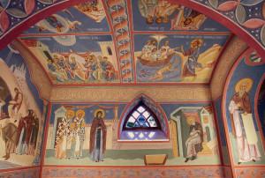 Явление Богоматери прп. Герману Святогорскому