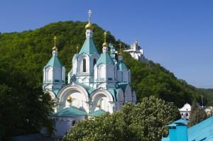 Успенский собор Святогорской Лавры