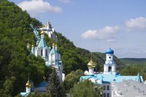 Храмы Святогорской Лавры