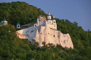 Николаевская церковь на Святой Скале