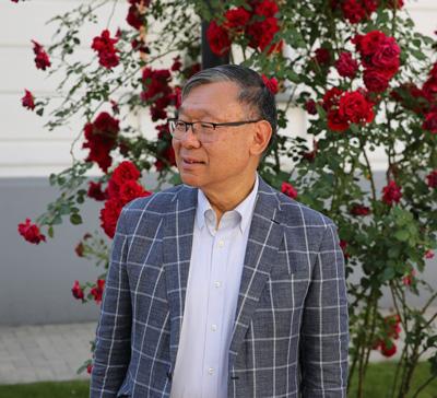 Посол Японии вновь в гостях в Святогорье