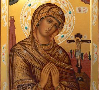 Очередная годовщина открытия Святогорской обители