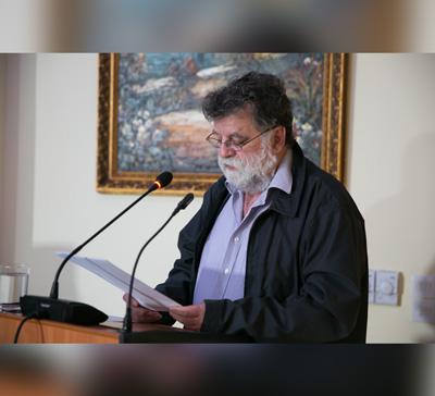 Доклад доктора Костиса Коккинофтаса на международной конференции
