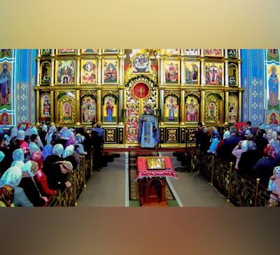 «Будучи внутри безбожником, человек живёт не по Христу»: проповедь «на злобу дня» (видео)