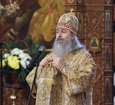Проповедь митр. Арсения на праздник свт. Николая Чудотворца (видео)