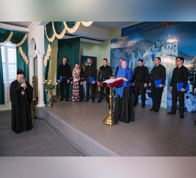 Киевский хор AgiaDimitra побывал в Святых Горах