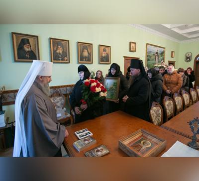 Митрополит Арсений отметил очередную годовщину своего наместнического служения