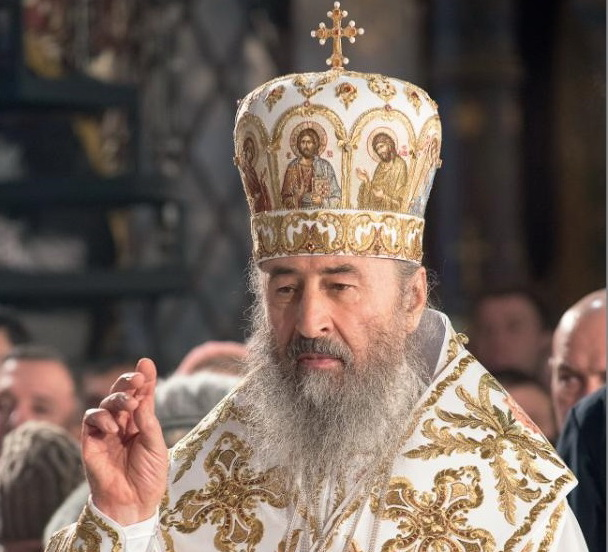 Рождественское послание  Предстоятеля Украинской Православной Церкви Блаженнейшего Митрополита Киевского и всея Украины Онуфрия