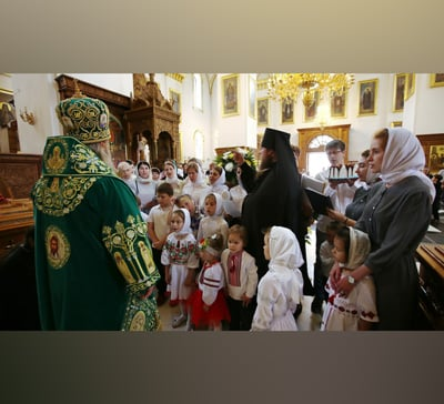 День тезоименитства митрополита Святогорского Арсения (видео)