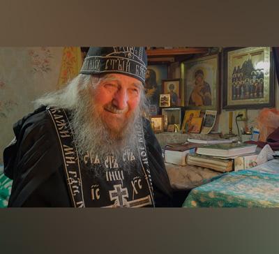 Преставился старейший насельник Святогорской Лавры (фото, видео)