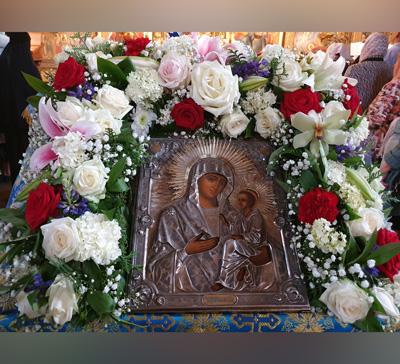 Визит митрополита Святогорского Арсения в Санкт-Петербургскую епархию (фото)