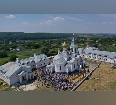 Праздник свт.Иоанна Шанхайского в с.Адамовка (видео)