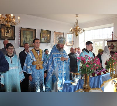 Праздник Покрова Богоматери в Долинской школе (фото)