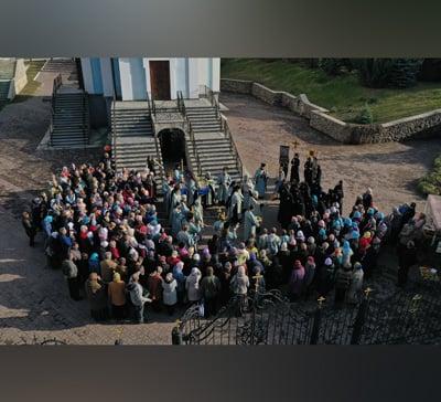 Престольный праздник лаврского скита «Всех скорбящих Радость» (фото)