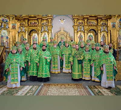 День тезоименитства митрополита Илариона (фото)