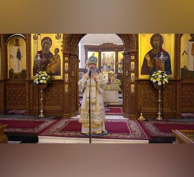 Проповедь митр.Арсения в праздник Казанской иконы Божией Матери (видео)