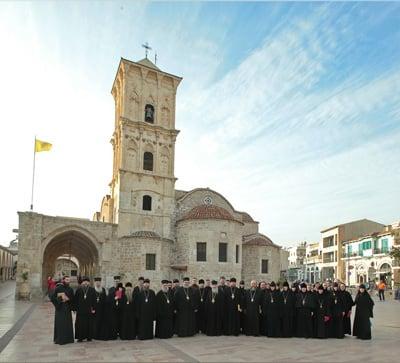 Началась вторая международная конференция «Монашество и современный мир» (фото, видео)