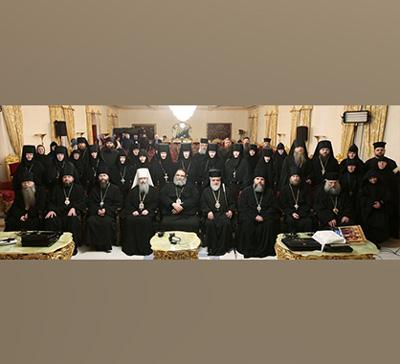 Завершение работы международной конференции «Монашество и современный мир» (фото, видео)