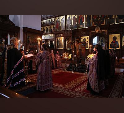 «Стояние Марии Египетской» вСвятогорской Лавре (фото,видео)