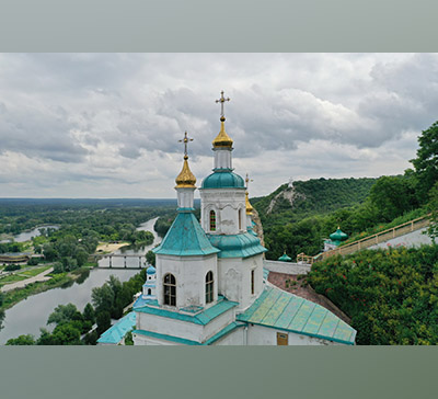 Сбор средств нареставрацию Николаевского храма на Святой Скале (фото,видео)