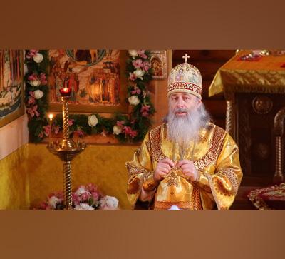 Проповедь митр.Арсения вНеделю Всех святых, вземле Русской просиявших (видео)