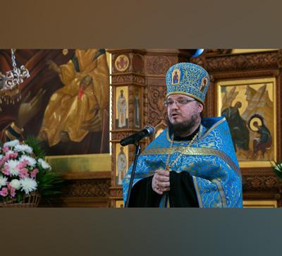 Проповедь архимандрита Исихия вдень празднования Святогорской иконы Божией Матери (видео)