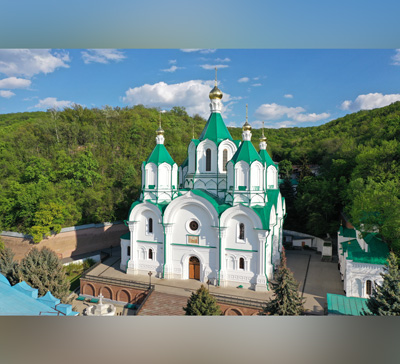 К20-летию освящения Успенского собора (видео)