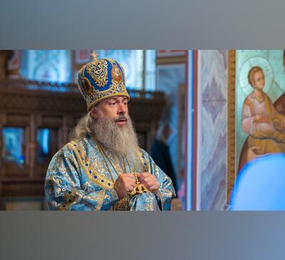 Проповедь митрополита Арсения вдень Покрова Пресвятой Богородицы (видео)
