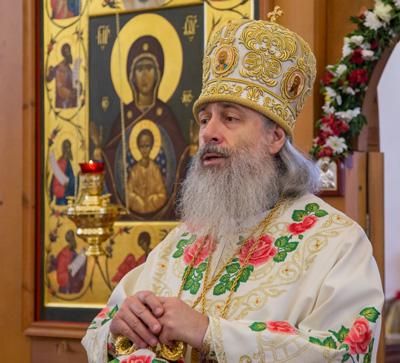 Проповедь митр.Арсения вдень Собора Архангела Михаила (видео)