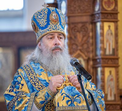 Проповедь митрополита Арсения на праздник Дивногорской иконы Божией Матери (видео)