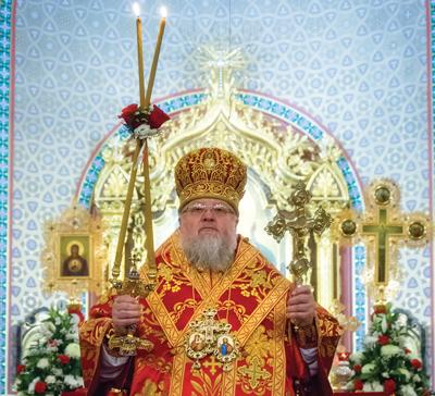 Пасхальное послание Высокопреосвященнейшего митрополита Илариона